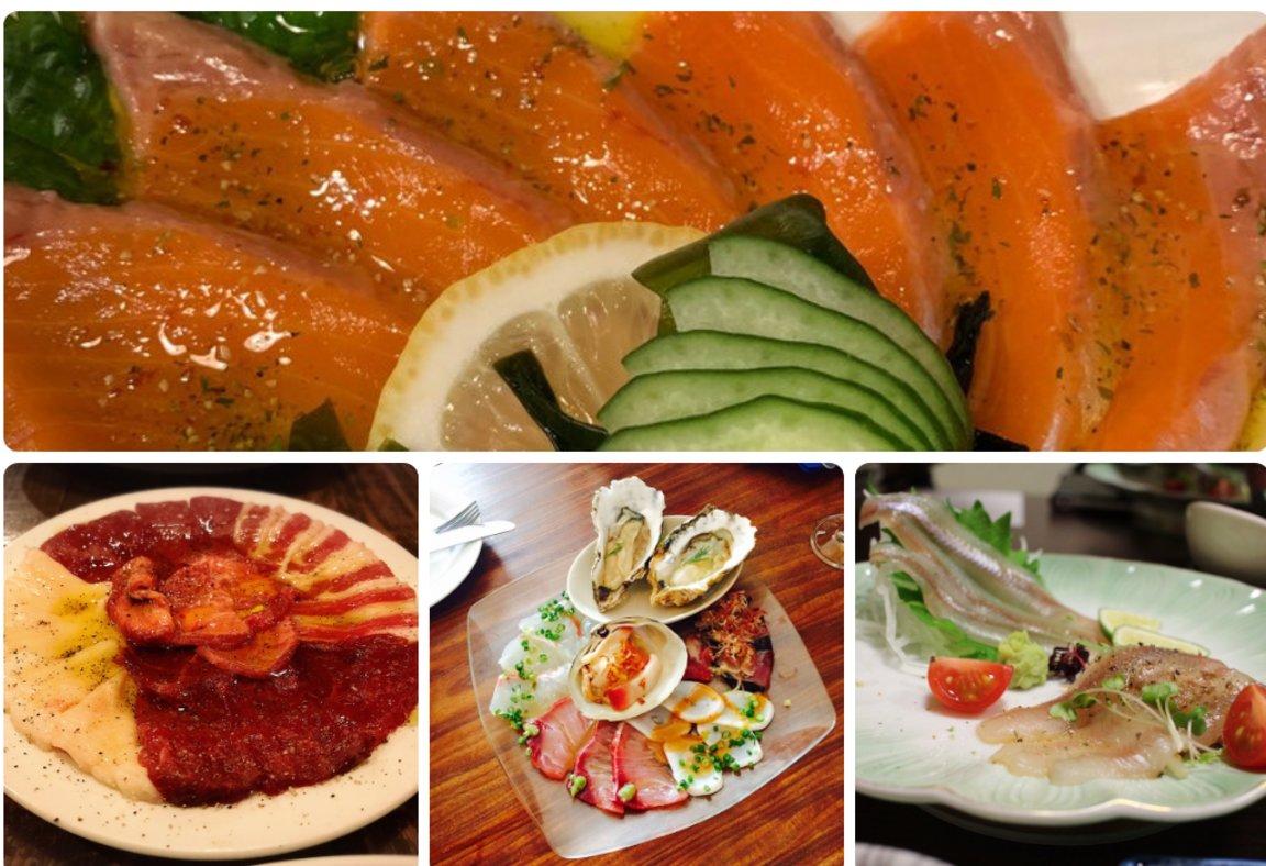 花形はやっぱり肉?or 魚?