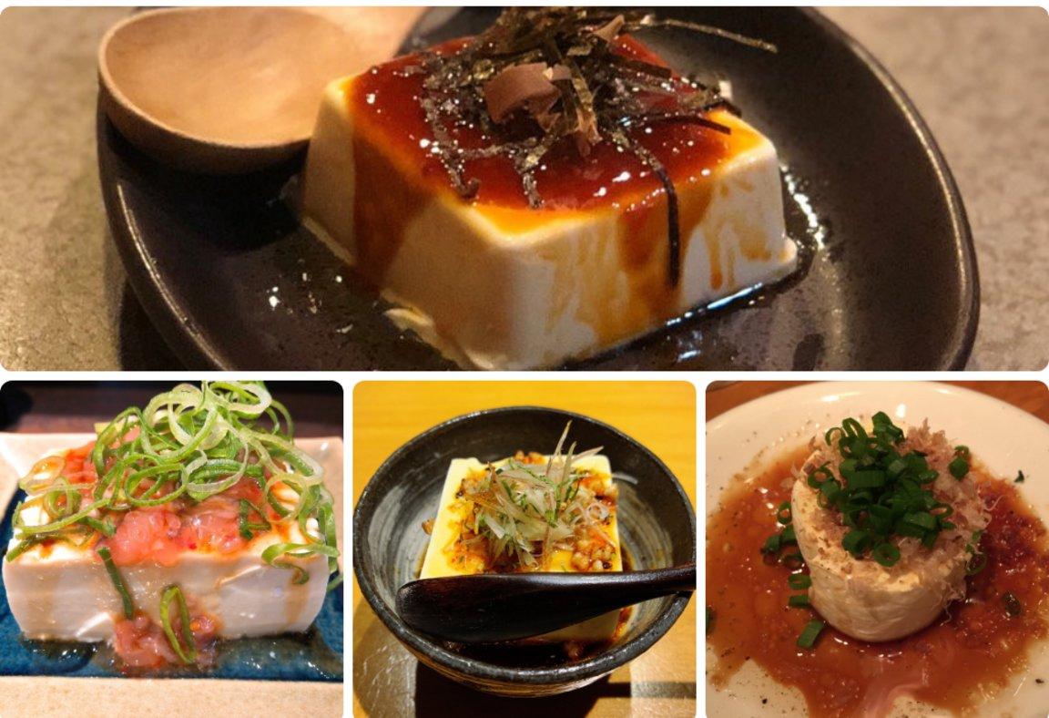 夏の豆腐が持つ百面相