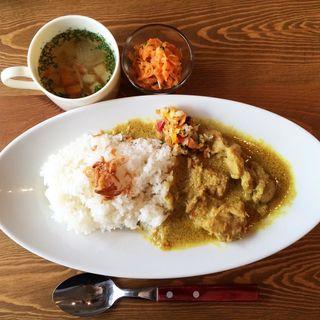 チキンの煮込み スパイシーココナッツ煮(GREEN AND MEAT LIFE)
