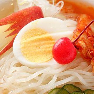 小冷麺(まんぷく 代々木上原)