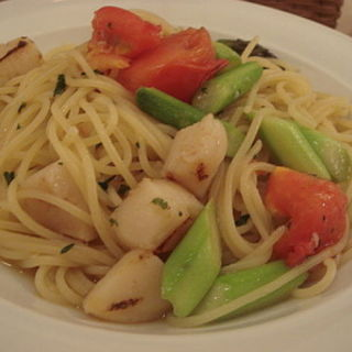 Pranzo B 前菜の盛り合わせ+パスタ+ドルチェ+ドリンク(Casa Vecchia)