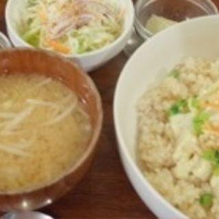 日替わり玄米ランチ(EACH CAFE (イーチカフェ))