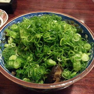 九条ねぎおろし蕎麦(吉仙)