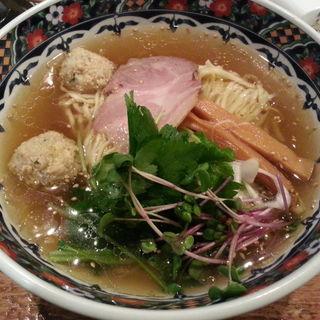 塩そば(鶏そばヒバリ (HIBARI))
