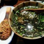 焼き味噌茶漬け (味噌鐵 カギロイ)