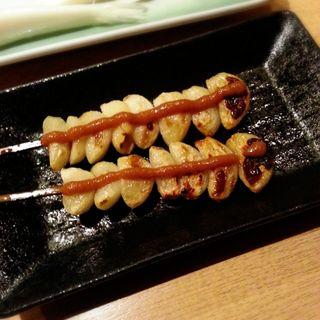 ニンニク焼き(串助 雷門店)