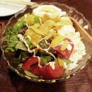 自家製ポテトサラダ(うまし )