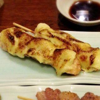 紅藤鶏 ササミマヨわさび串 (うまし )