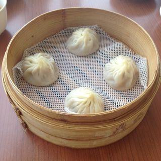 サンラータン麺セット(鼎泰豐 玉川高島屋SC店 (ディンタイフォン))