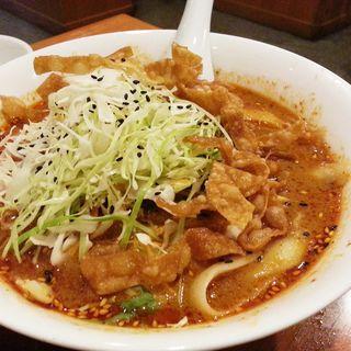 サンラー刀削麺(珍味館 )