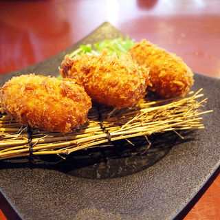 かに味噌クリームコロッケ(シーフードレストラン メヒコ 東京ベイ有明店 (seafoods restaurant MEXICO))