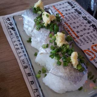 さば棒寿司(地魚屋台 浜ちゃん  上野店 )