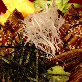 焼き穴子丼(芳野分店)