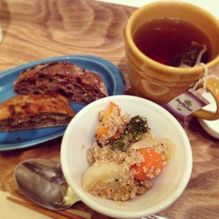 Morning set(COSME KITCHEN cafe)