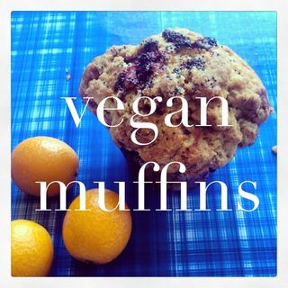 Vegan muffin(レディーフォーザウィークエンドバー ウィズ スカイハイ (Ready for the Weekend BAR with Sky High))