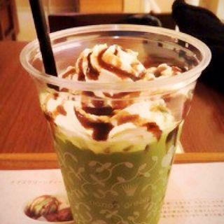 黒蜜抹茶ラテ(ナナズ・グリーンティー 自由が丘店 (nana'sgreen tea))