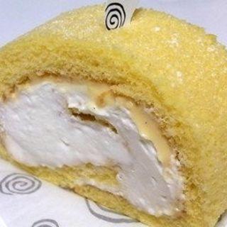 ロールケーキ(自由が丘ロール屋)