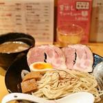 つけ麺(らーめん 鶴武者)