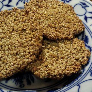 ごま醤油クッキー(リトル・ディッパー)