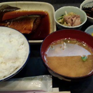 ぶりの味噌煮定食(福田屋 )