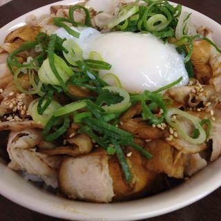 ブタ丼(新福菜館 物集女店 )