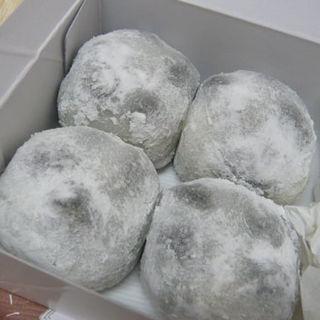豆大福( 和菓子処 四代目 松川)