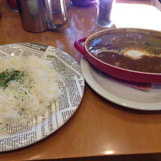 シーフードカリー(Kikuya Curry (キクヤ カリー))
