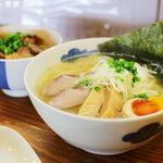 支那そばランチ 蒲焼きチャーシュー丼(麺屋 猪一)