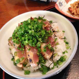 鶏塩タタキ丼(蔵人 (くらんど))