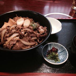 大名牛丼((有)今半別館)