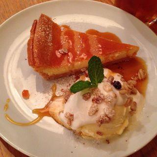 ベイクドチーズケーキ(アンマーブル (unmarble))