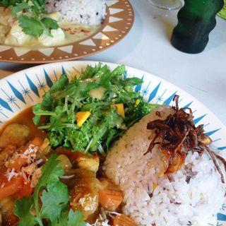 カンボジアカレー(Wanderkitchen)