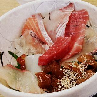 海鮮丼(博多豊一 ベイサイドプレイス博多 )