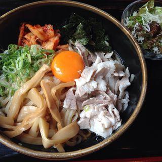 特製まぜ麺(冷)(どぎゃん)