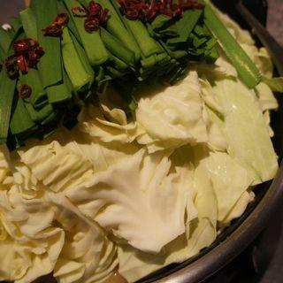 特製和牛ホルモン鍋(みつる )