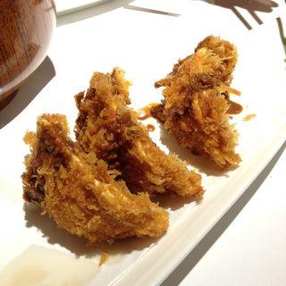フライ餃子(元祖 宇味家(うまいや))