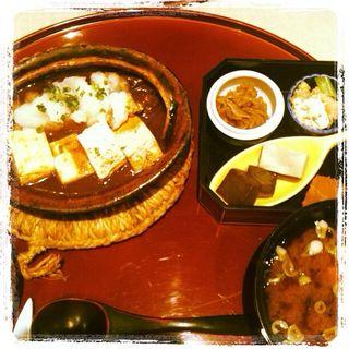 牛バラ角煮膳(さ行)