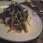 豆腐とそら豆のヴィーガンローフ