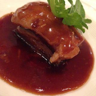 イベリコ豚の角煮(私厨房勇 (yung))
