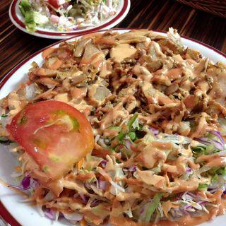 チキンケバブライスセット(トルキッシュレストラン&バー カデル (Turkish Restaurant & Bar Kader))