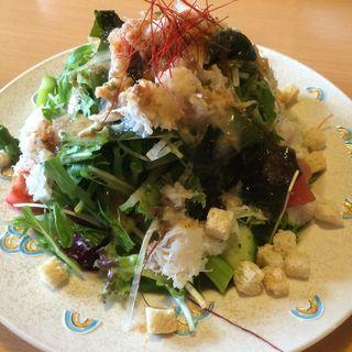 かにサラダ(千成寿司)