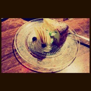 リンゴのチーズケーキ(マンザーナ (Manzana))