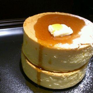 ホットケーキ(イシヤカフェ (ISHIYA CAFE))