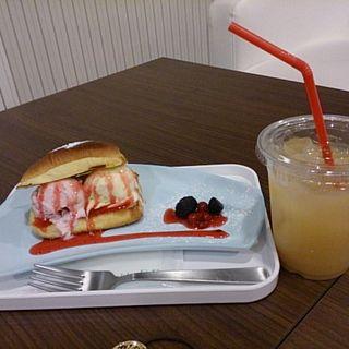 アイスディッシュ(EAS cafe)
