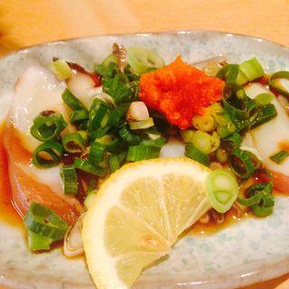 生たこポン酢(福太郎 (ふくたろう))