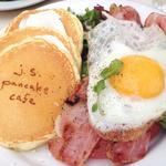 B.L.T pancake