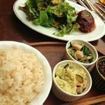 プチランチ+お惣菜3種