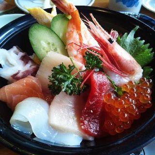 海鮮丼(ランチ)(こうや 仙台駅中すし通り店 )