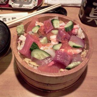 ちらし寿司(寿司真之助)