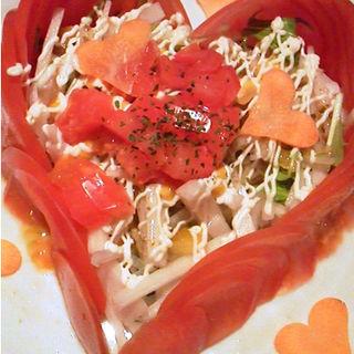トマトサラダ (てっちこ )